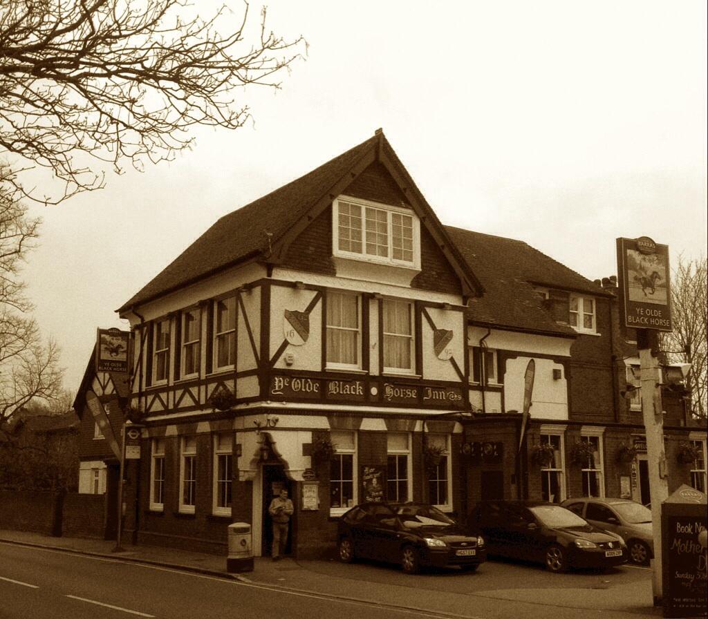 En sådan här pub vill jag ha i Brastad