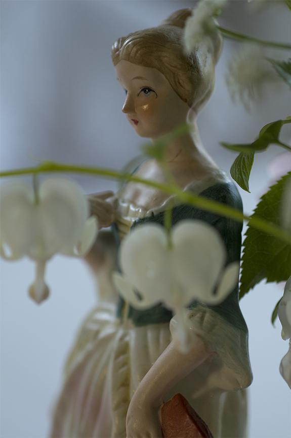 Min vackra lilla Fotomodell med äkta Porslinshud!