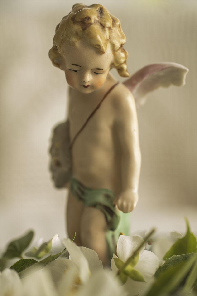 Doften av Jasmin får änglarna att landa på Jorden
