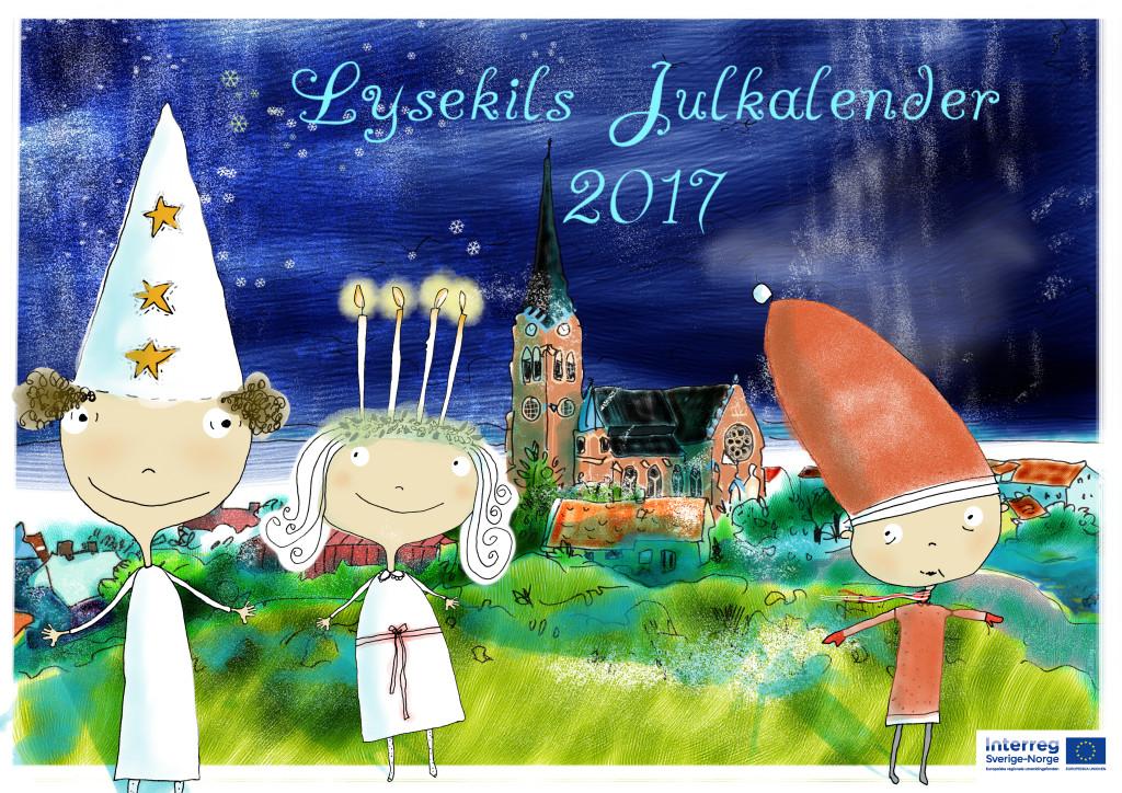 LYSEKILS JULKALENDER 2017